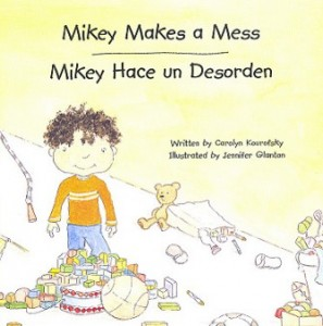 Mikey Makes a Mess
